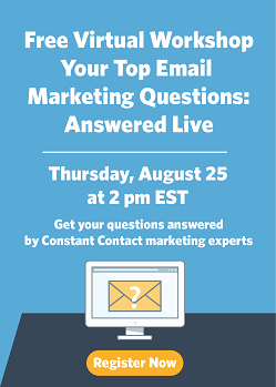 Get answers to your top Email Marketing Questions