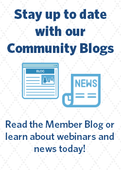 Check out the Community Blogs!