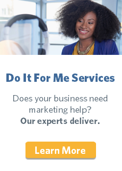 Need some help with your Marketing? Check out our Custom Services Team!