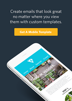 Mobile matters, get a mobile template today!