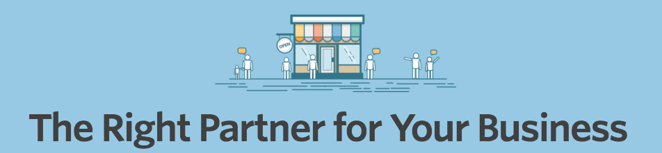 The Right Partner for your Business
