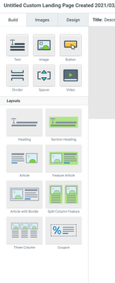 Lots of tools—but no forms?