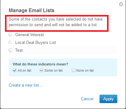 Mange Email Lists Message.png