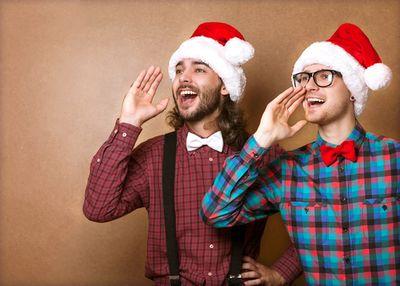 Christmas Shoutout