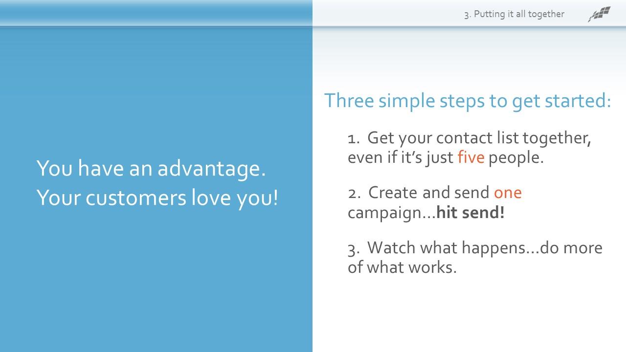 Getting Your Business on the Digital Superhighway - 3 Simple Steps Slide.jpg